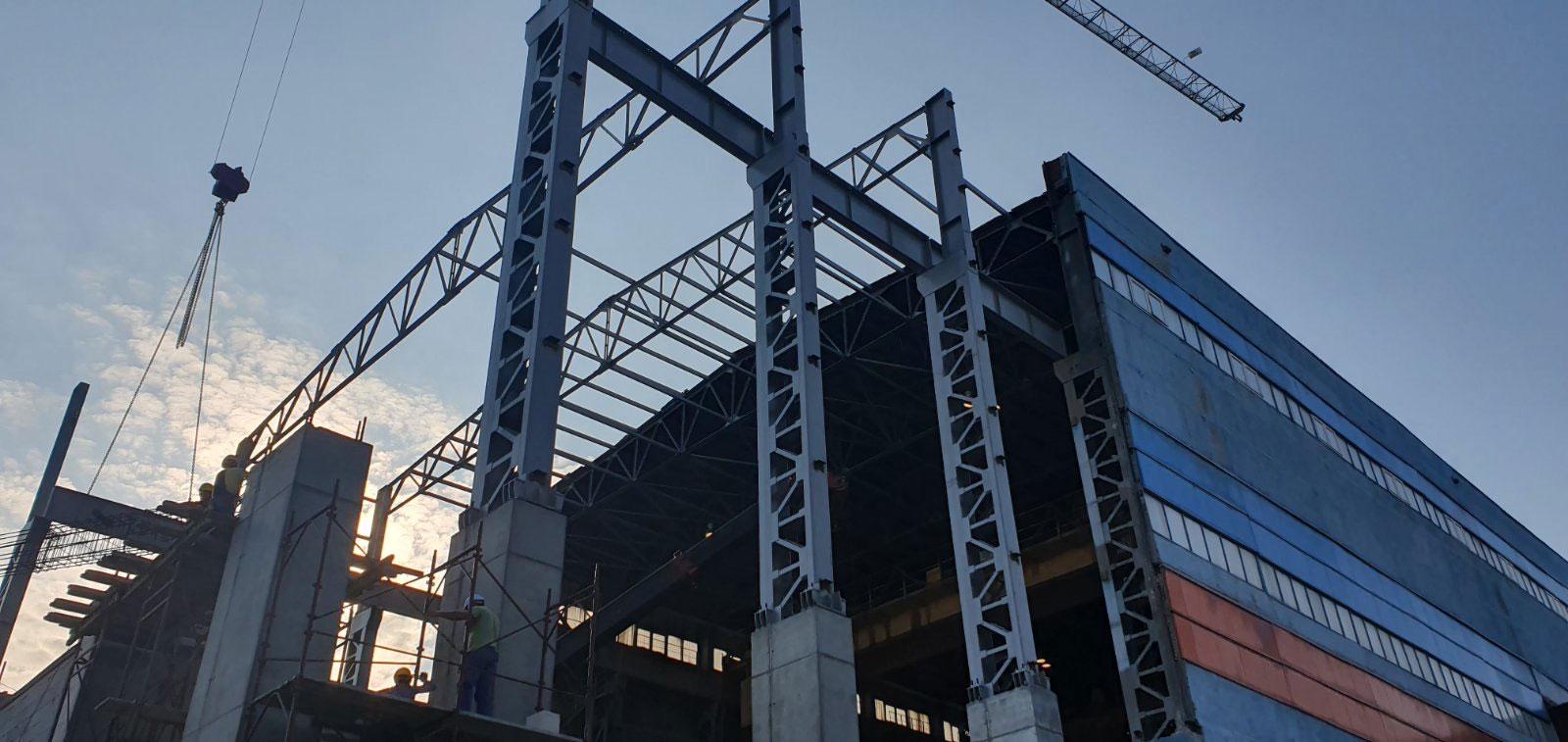"""Обновяване и модернизация на рудоподготовката на ОФ """"Асарел"""""""