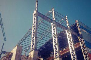 Metal structures - Infrastructure